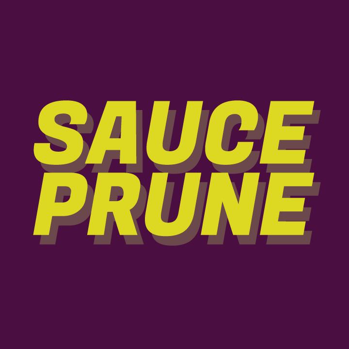 Sauce Prune